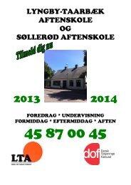 Du kan downloade programmet som pdf-fil her - Lyngby-Taarbæk ...