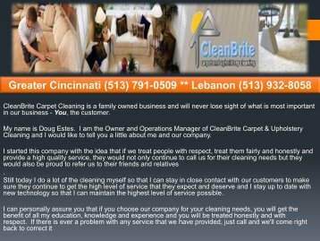 Cleaning Service Lebanon