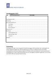 NORSK RASEDUEFORBUND Handlingsplan 2013 ... - Raseduen