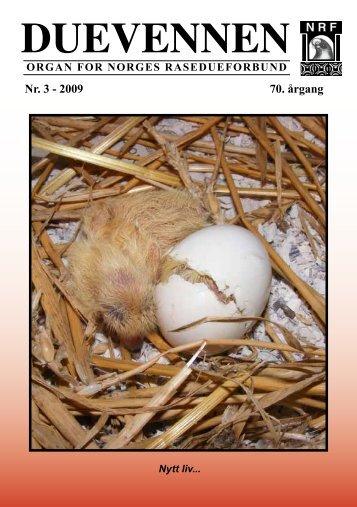Nummer 3- 2009 - Raseduen.no
