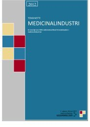 MEDICINALINDUSTRI - Industriens Uddannelser