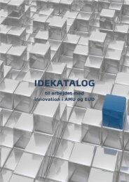 idekatalog - Industriens Uddannelser