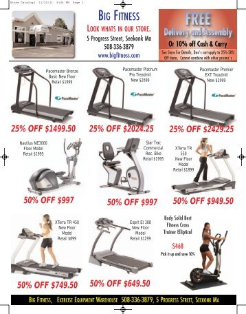 Store Catalog2 11/22/11 9:04 PM - Big Fitness
