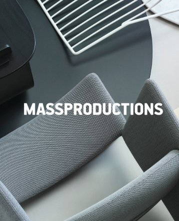 Massproductions catalogue PDF