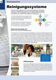 Reinigungssysteme - Bio-Circle