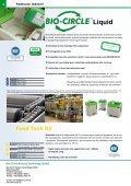 Rengøringsmidler og smøremidler praktisk • kraftfuld ... - Bio-Circle - Page 4