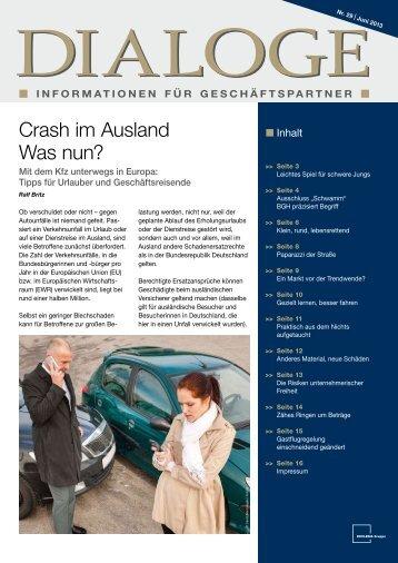 Dialoge | Nr. 29 - Deas.de