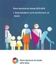 Enquadramento do Plano Nacional de Saúde