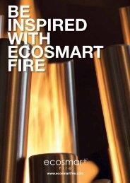 EcoSmart Ethanol Kamin Katalog - wohn-waerme
