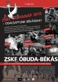 Pálya magazin - Zskf.hu - Page 6