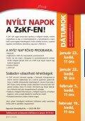Pálya magazin - Zskf.hu - Page 4