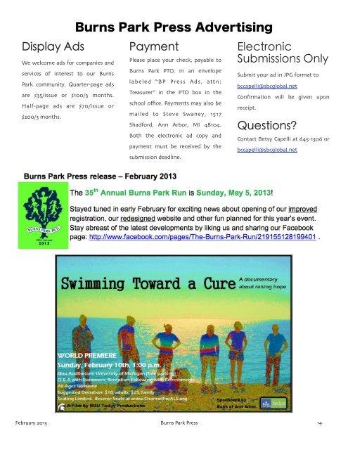Feb. 2013 - Ann Arbor Public Schools