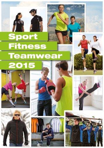 Sport Fitness Teamwear 2015