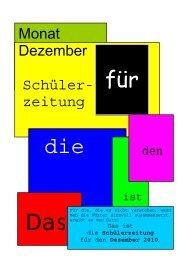 Download Ausgabe Dez.2010 - Gesamtschule Orscholz