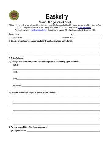 Emergency Preparedness Boy Scout Troop 555