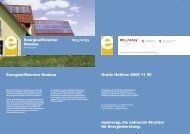 Energieeffizienter Neubau Energieeffizienter Neubau myenergy, die ...