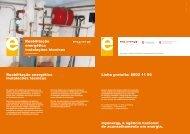 Reabilitação energética instalações técnicas ... - myenergy