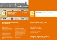 Assainissement énergétique - mur extérieur ... - myenergy