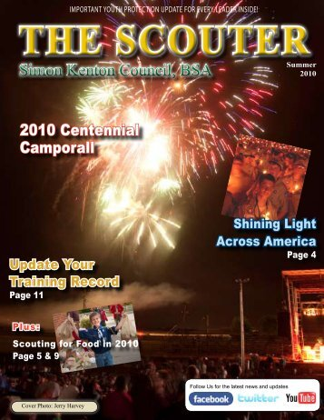 July / August 2010 - Simon Kenton Council Boy Scouts of America