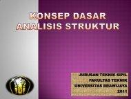 konsep-dasar-anstruk - Universitas Brawijaya