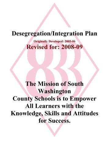 South Washington County Schools - East Metro Integration District ...