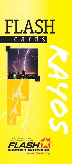 Flash Card Lightning 6/04
