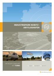 IndustrIepark nobItz – am FlughaFen - Altenburg Nobitz