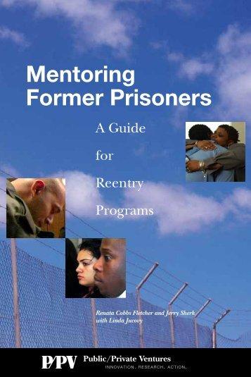 Mentoring Former Prisoners - Ohio Ex-Offender Reentry Coalition