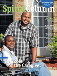 SpinalColumn - Shepherd Center's Spinal Column Magazine