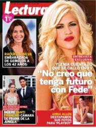 Revista Lecturas 18-03-2015