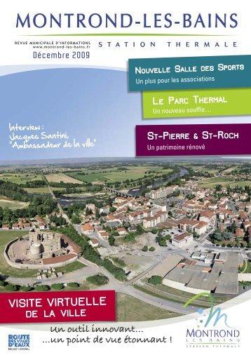 Décembre 2009 - Montrond-les-Bains