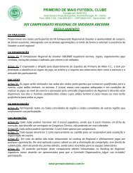 xiii campeonato regional de snooker abcdmr regulamento