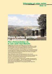 Voies vertes, paysage et patrimoine - Veille info tourisme