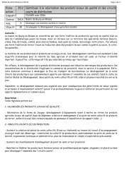 Action 35.2 Contribuer à la valorisation des produits locaux ... - Cap 3B