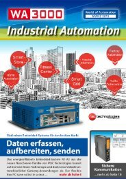 WA3000 Industrial Automation März 015