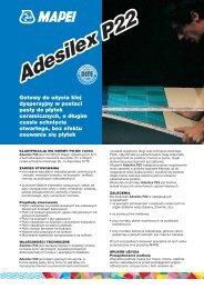 Adesilex P22 - Mapei