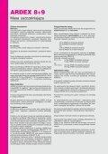 ARDEX 8+9 - Technologie-Budowlane.com - Page 2