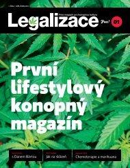 Legalizace 01 - Magazín Legalizace