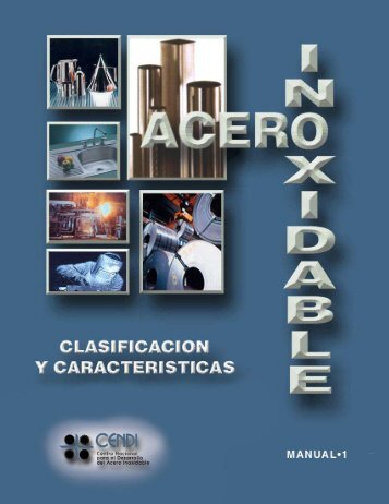 Características y Clasificación de los Aceros Inoxidables - iminox