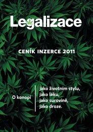 ceník inzerce 2011 - Magazín Legalizace