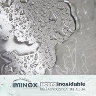 Acero Inoxidable en la industria del agua. IMINOX