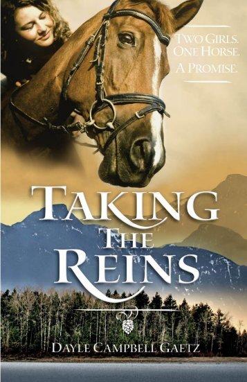 Taking The Reins - Coteau Books