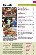 Durham Spring/Summer 2015 Official Visitor & Relocation Guide - Page 5
