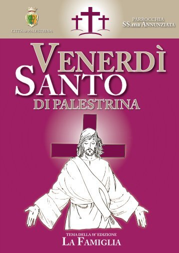brochureVENSANTO2011.pdf - Comune di Palestrina