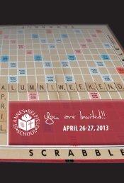 APRIL 26-27, 2013 - St. Anne's Belfield School