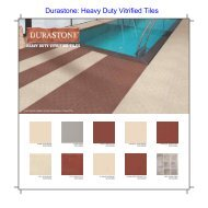 Heavy Duty (Durastone) Floor Tiles