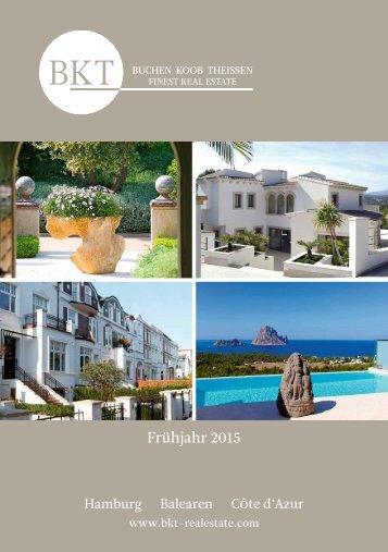 BKT Finest Real Estate - Frühjahr 2015