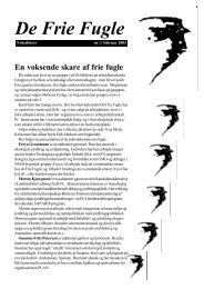 Idéværkstedet De Frie Fugle