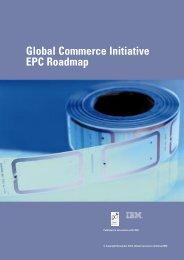 Global Commerce Initiative EPC Roadmap - GlobalScorecard.net