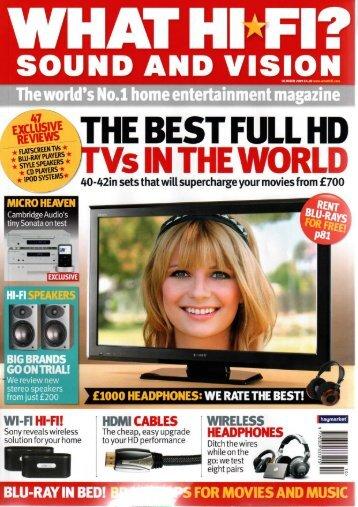 BEST FULL HD it TVs IN THE WORLD